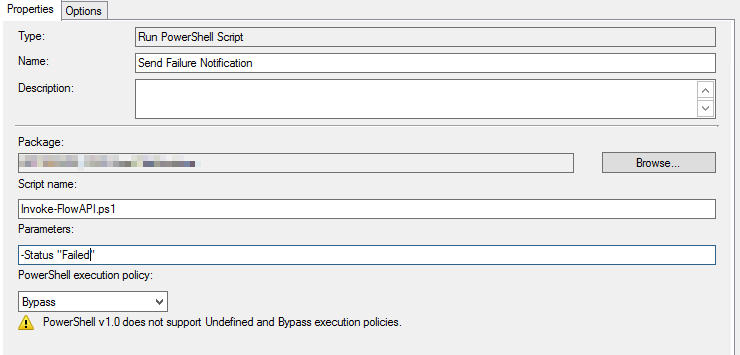 Connect SCCM OSD Task Sequence to Microsoft Flow